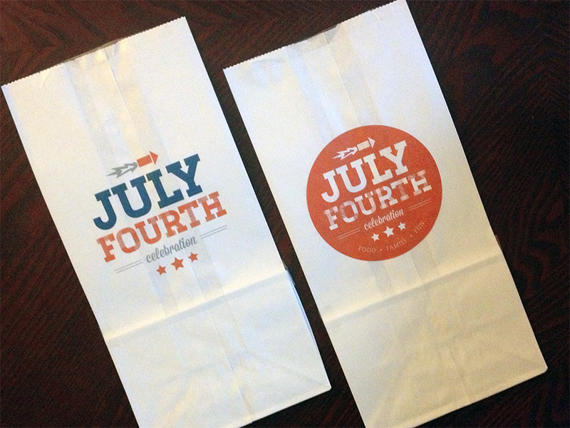 July 4th bags