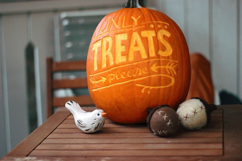 treats only